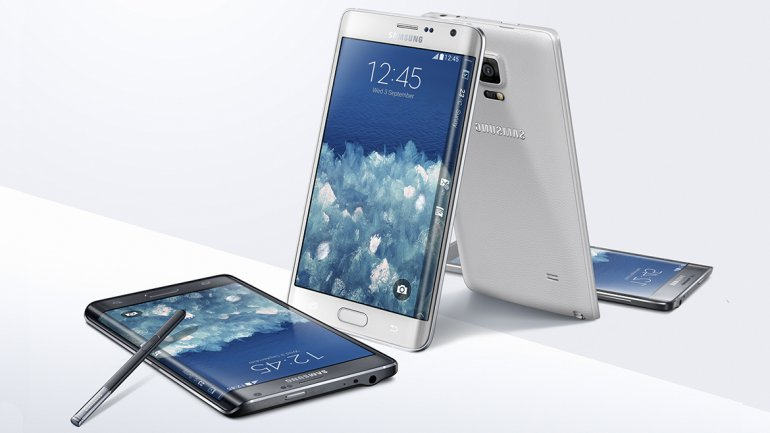 Samsung Galaxy Note 4: A Perfect Choice