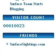SurfaceRama Crosses 10,000 PageLoads